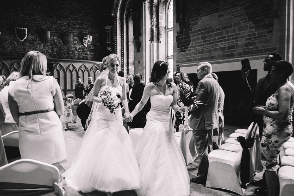 ANERIA SARAH ALTERNATIVE WEDDING PHOTOGRAPHY CAERPHILLY CASTLE 20