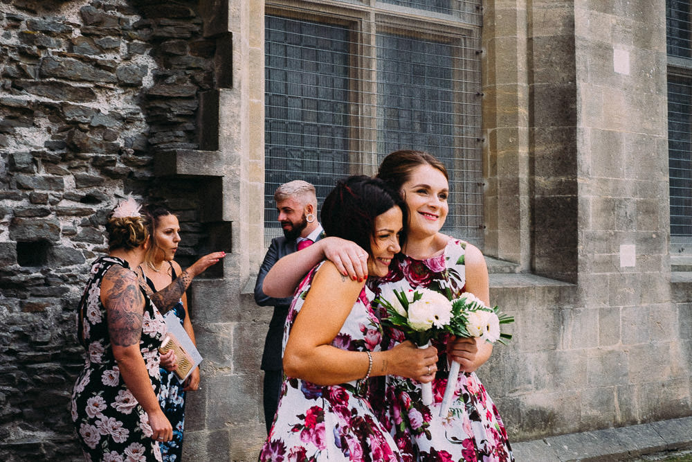 ANERIA SARAH ALTERNATIVE WEDDING PHOTOGRAPHY CAERPHILLY CASTLE 21