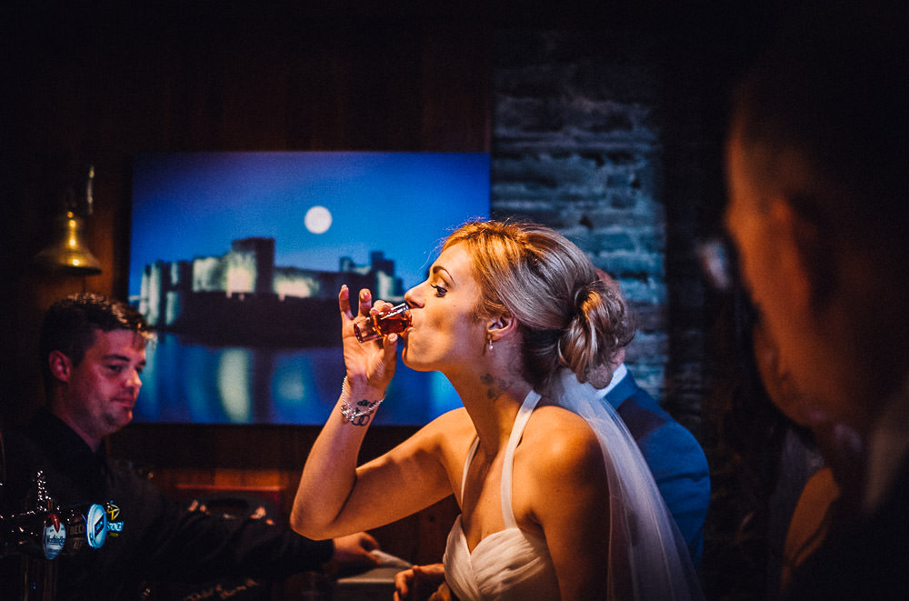 ANERIA SARAH ALTERNATIVE WEDDING PHOTOGRAPHY CAERPHILLY CASTLE 30