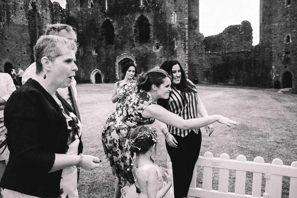 ANERIA SARAH ALTERNATIVE WEDDING PHOTOGRAPHY CAERPHILLY CASTLE 48