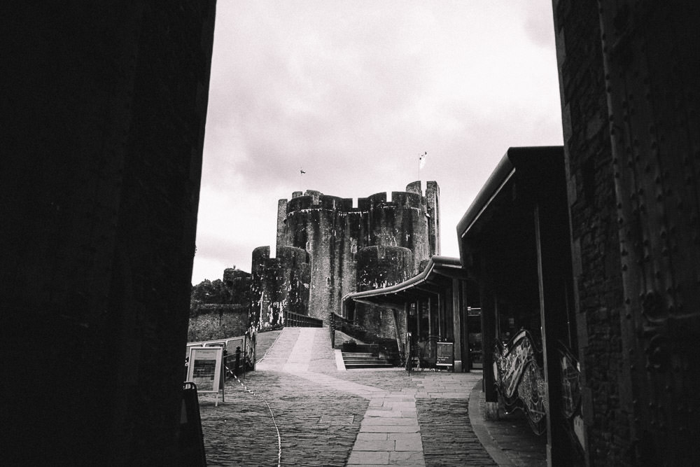 ANERIA SARAH ALTERNATIVE WEDDING PHOTOGRAPHY CAERPHILLY CASTLE 75