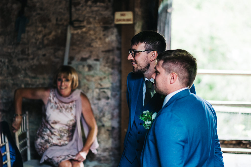 FUN USK CASTLE WEDDING PHOTOGRAPHY WALES 006