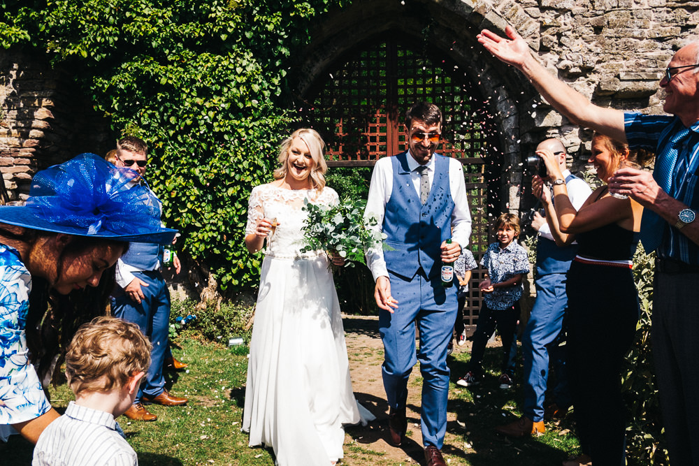 FUN USK CASTLE WEDDING PHOTOGRAPHY WALES 037
