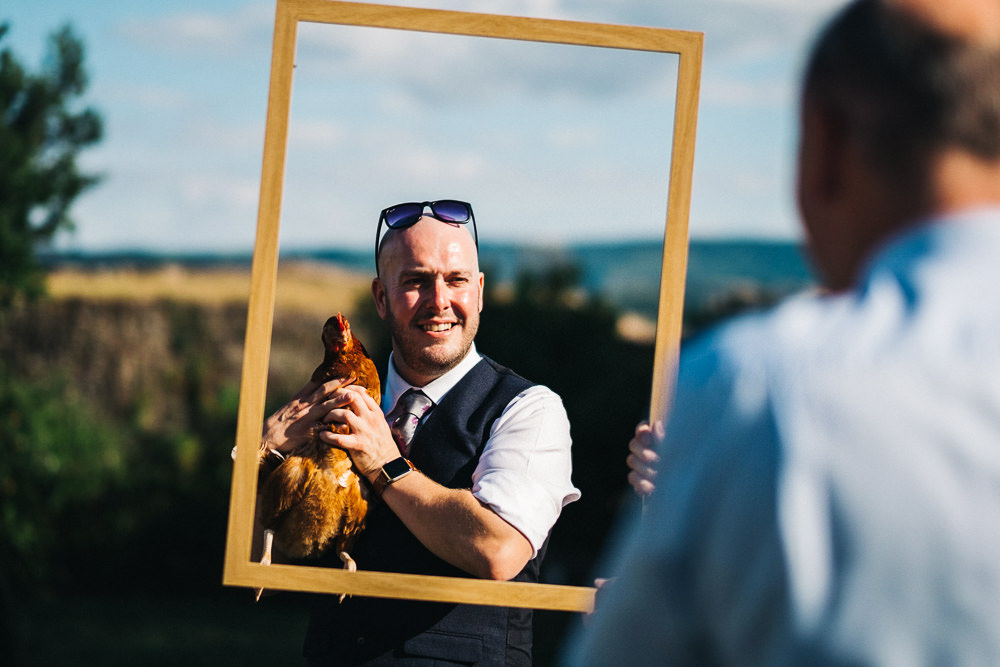 FUN USK CASTLE WEDDING PHOTOGRAPHY WALES 052