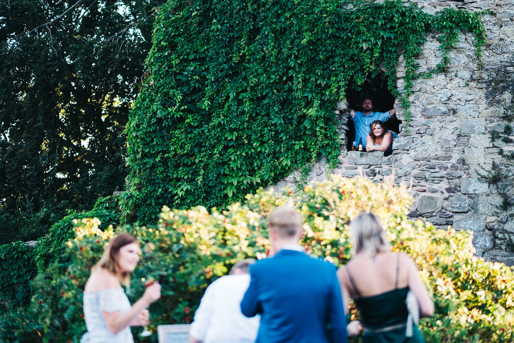 FUN USK CASTLE WEDDING PHOTOGRAPHY WALES 095