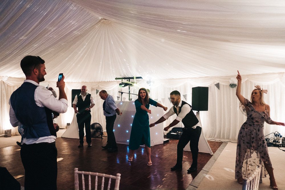 FUN USK CASTLE WEDDING PHOTOGRAPHY WALES 128